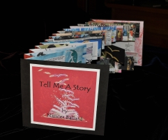 Tell Me a Story, artist book by Nancer Ballard