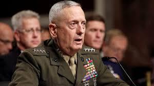 Gen. Mattis